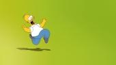fond écran Homer