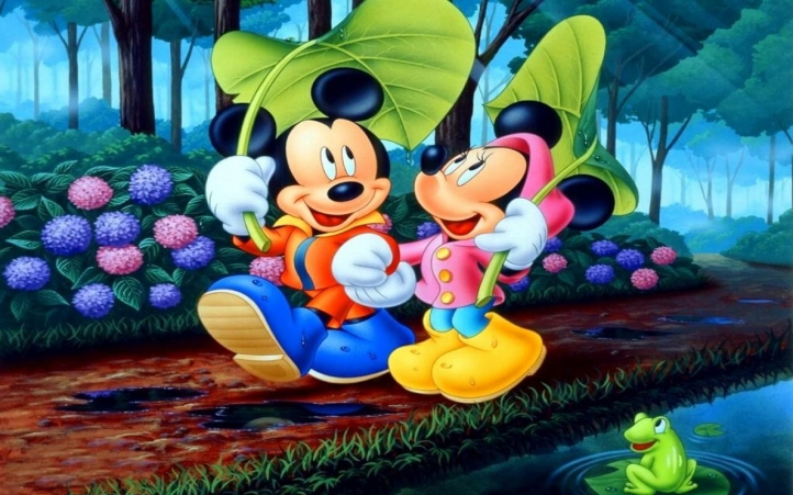 Fond d 39 cran gratuit mickey mouse fonds d 39 cran dessins anim s gratuits mickey mouse 59 - Dessins animes de mickey mouse ...