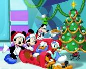 fond écran Mickey Mouse