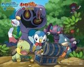 fond écran Pokémon