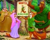 fond écran Robin des Bois
