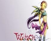 fond écran Witch