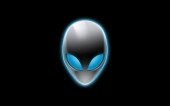 fond écran Alienware head 2