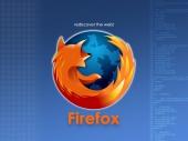 fond écran FireFox