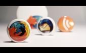 fond écran Mozilla pins