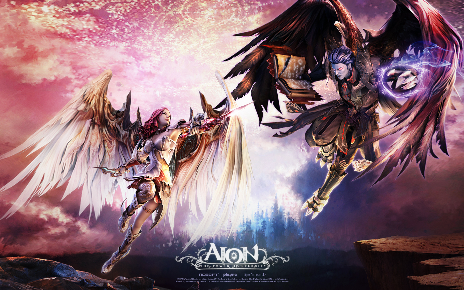 AION : The Tower Of Eternity Aion9-aion-the-tower-of-eternity-jeux-video