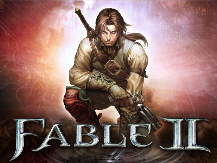 Fable II fond écran wallpaper