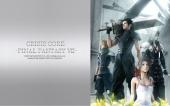 fond écran Final Fantasy VII - Persos