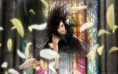 fond écran Final Fantasy VII - Tifa