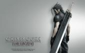fond écran Final Fantasy VII - Zack