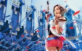 fond écran Final Fantasy XII - Ashe
