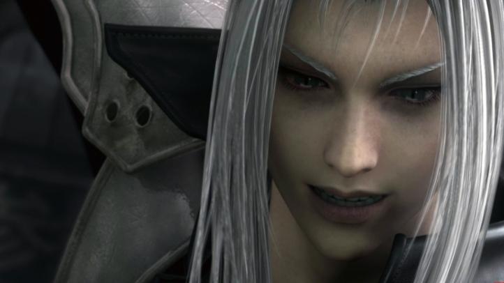 Sephiroth fond écran wallpaper