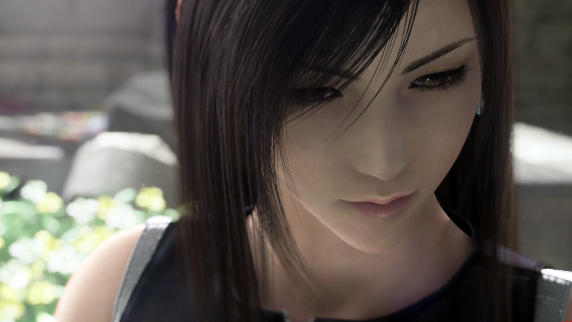 Final fantasy vii tifa no ura 3d