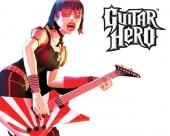 fond écran Guitar Hero