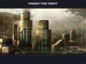 fond écran Halo3 FTF Teaser2008
