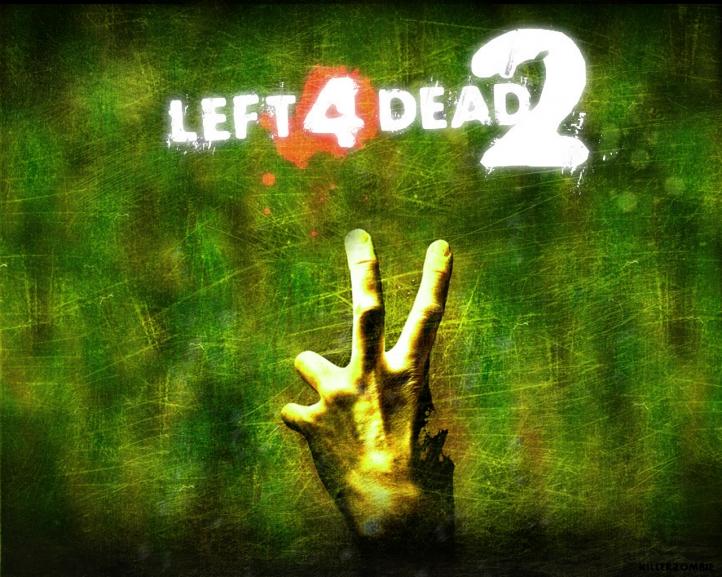 left 4 dead wallpapers. Left 4 Dead 2 fond écran
