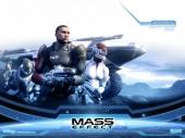 fond écran Mass Effect
