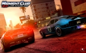 fond écran Midnight Club : Los Angeles