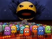 fond écran Pacman