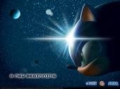 fond écran Sonic