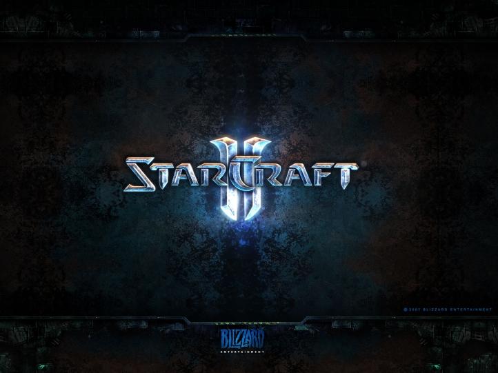 Starcraft fond écran wallpaper