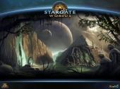 fond écran Stargate Worlds