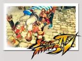 fond écran Street Fighter