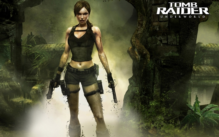 Tomb Raider fond écran wallpaper