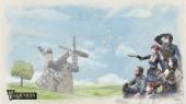fond écran Valkyria Chronicles