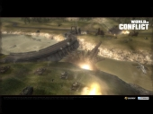 fond écran World In Conflict