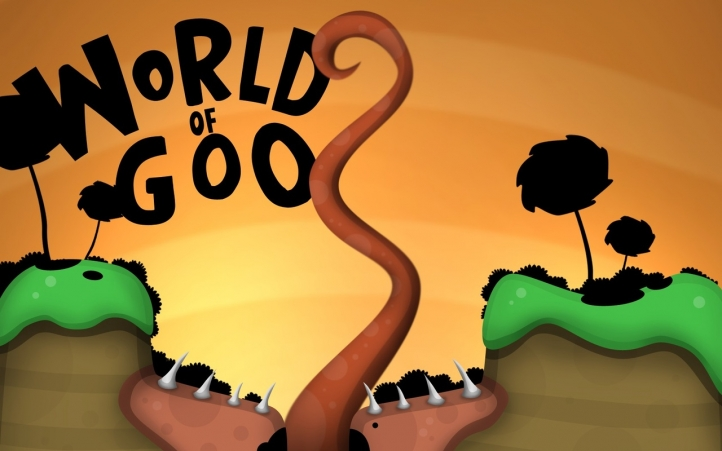 world of goo fond écran wallpaper