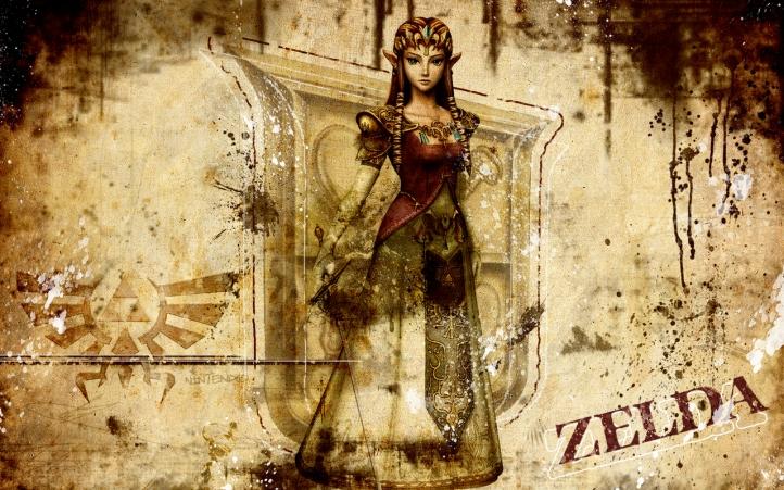 zelda fond écran wallpaper