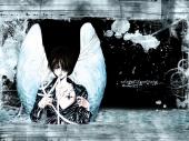 fond écran Angel Sanctuary