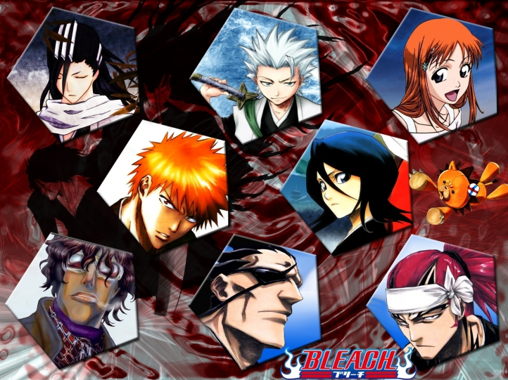 Fond d 39 cran gratuit bleach fonds d 39 cran mangas for Photo ecran bleach