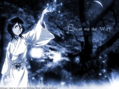 fond cran Kuchiki Rukia