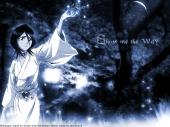 fond écran Kuchiki Rukia