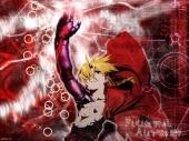 fond écran Fullmetal alchemist