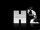 fond écran Haruhi Suzumiya - Kyon & Haruhi