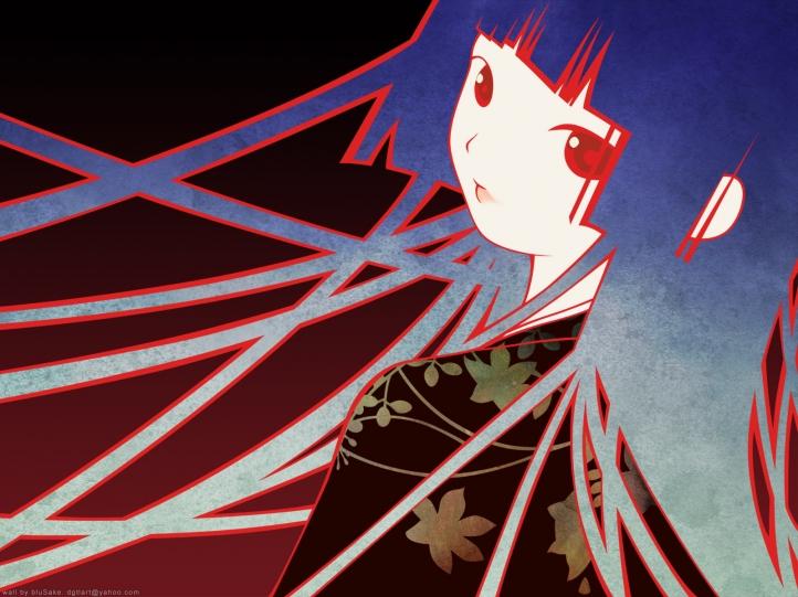 Jigoku Shoujo fond écran wallpaper