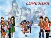 fond écran Love Hina