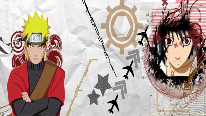 Naruto, Sasuke Shippuuden fond écran wallpaper