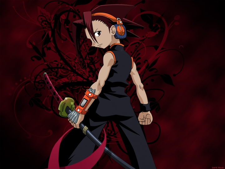 shaman king wallpapers. makeup shaman-king wallpapers