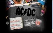 fond écran ac/dc