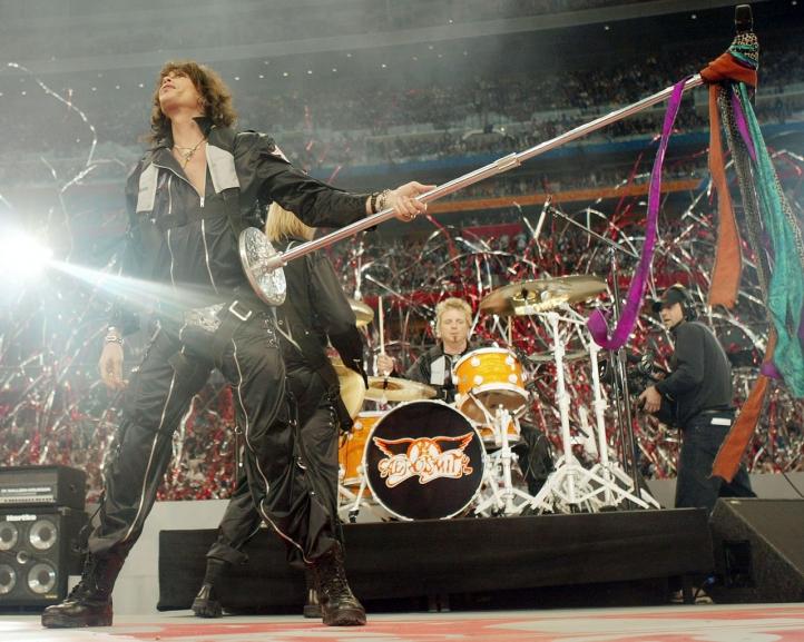 Aerosmith fond écran wallpaper