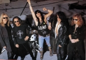 fond écran Aerosmith