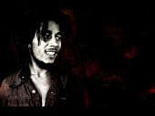 fond écran Bob Marley
