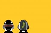 fond écran Daft Punk