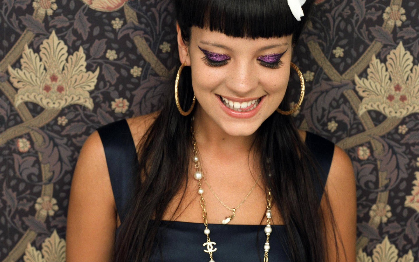 lilly allen wallpaper