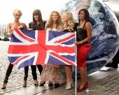 fond écran Spice Girls