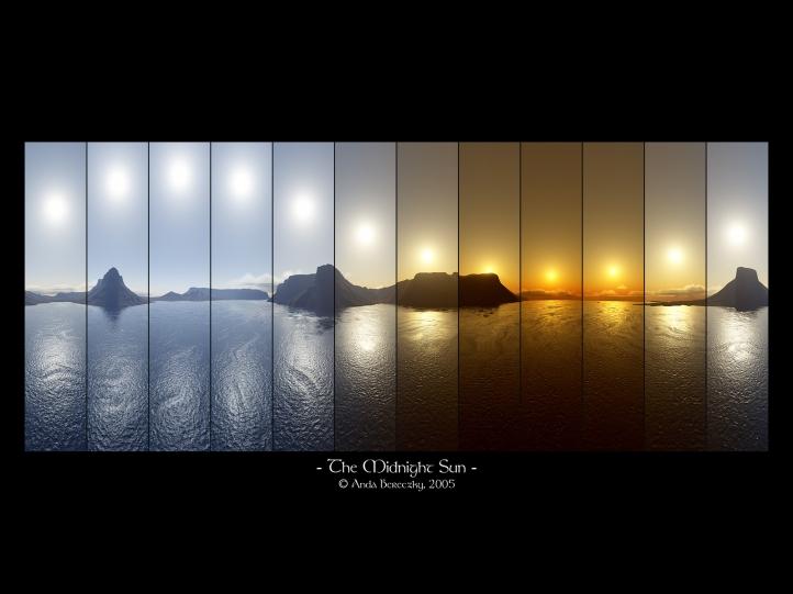 soleil fond écran wallpaper